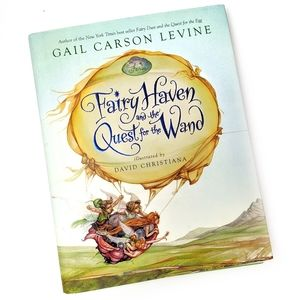 Disney's Fairy Haven And the Quest for the Wand
